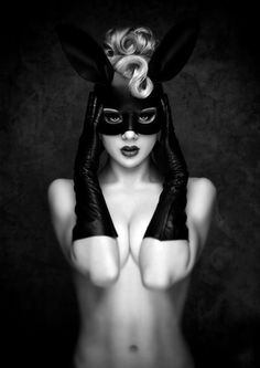 """""""Black Bunny"""" 