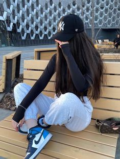 Cute Comfy Outfits, Sporty Outfits, Curvy Outfits, Cute Summer Outfits, Girl Outfits, Fashion Outfits, Swaggy Outfits, Teenager Outfits, Simple Outfits