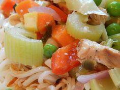 Chicken Stir Fry Craving Healthy veggie/chicken stir fry www.fitnessmomwinecountry.com