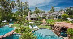Denise Richards' house in Hidden Hills
