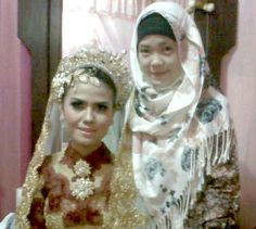 the wedding of Yuni DS