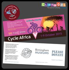Collection pot labels designed and printed for Cycle Africa, Birmingham Museums and lapel stickers for the east kent parachute regiment.  If you are interested in our collection box and bucket labels please visit our website:  www.charnwood-catalogue.co.uk  #charity #fundraising #fundraisingsupplies Custom Printed Labels, Printing Labels, Parachute Regiment, Birmingham Museum, 9th October, Cycling Art, Label Design, Museums, Fundraising