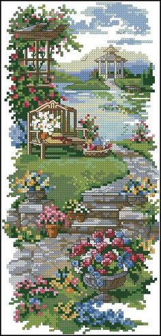 Gardens, Arrow keys and Keys on Pinterest