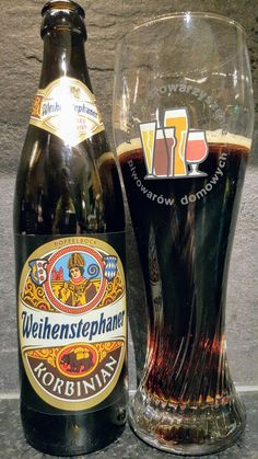 Weihenstephaner Korbinian Doppelbock. Watch the video beer review here www.youtube.com/realaleguide #CraftBeer #RealAle #Ale #Beer #BeerPorn #WeihenstephanerKorbinian #Korbinian #KorbinianDoppelbock #Weihenstephaner #GermanCraftBeer #GermanBeer #CraftBeer #RealAle #Ale #Beer #BeerPorn