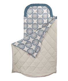 Love this Reversa Wrap Sleeping Bag by Coleman on #zulily! #zulilyfinds.  $39.99. I think I could make something similar to this!!
