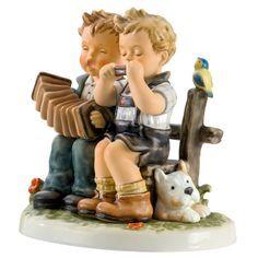 M.I. Hummel Figurine - Tuning Up
