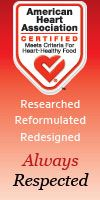 Heart Healthy Products - Manufacturer Products list