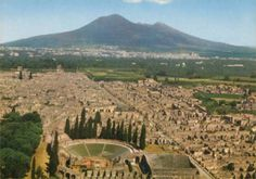 The best excursion Pompei Vesuvio