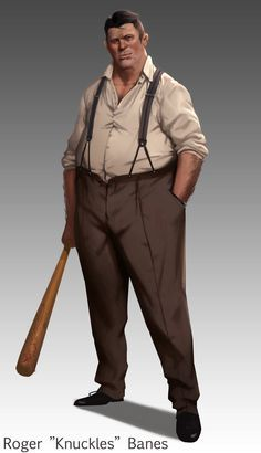modern rpg character - Google Search