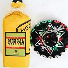Mezcal Ponte Loco a tipsy world awaits...100℅ Oaxaca 100℅ agave espadín