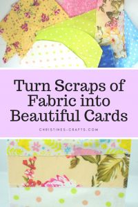 Fabric cards are a beautiful way to recycle fabric scraps. Everyone likes to receive a beautiful card. Full, free tutorial at Fabric Postcards, Fabric Cards, Paper Cards, Diy Cards, Fabric Gifts, Recycled Fabric, Scrap Fabric, Buy Fabric, Plaid Fabric