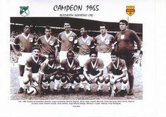 deportivo cali | DEPORTIVO CALI 1965