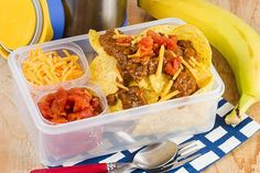 Beyond the sandwich: 5 quick and easy school lunch box ideas