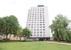 Brilliant Student Accommodation in Manchester at Chandos Hall Manchester City Centre, Student House, Multi Story Building