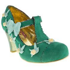 Quirky irregular choice shoes