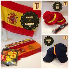 Contágiate del espíritu... Estamos listos para la Eurocopa 2016!! #tororegalos #todosconlaroja #productos #seleccionespañola