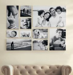 39 Fancy Wall Gallery Ideas For Your Living Room Wall Decor Living Room Fancy Gallery ideas living room Wall Picture Wall Living Room, Family Wall Decor, Living Room Photos, Living Room Decor, Living Room Wall Decor Canvas, Living Room Canvas Pictures, Family Pictures On Wall, Frames On Wall, Photo Wall