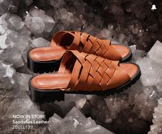 #BELLMUR #Verano16   NOW IN STORE: Sandalias Leather // ZBELL129  ¡Te invitamos a conocer la nueva colección de #BellmurShoes en nuestro local de Montevideo Shopping!