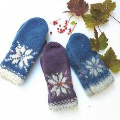 Ravelry: Stjernehøst votter pattern by MaBe Baby Patterns, Knitting Patterns Free, Free Knitting, Free Pattern, Baby Barn, An Elf, Knit Mittens, Drops Design, Knit Or Crochet