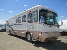 1998 HOLIDAY RAMBLER Navigator 38Wds 7088A  Used Class A Diesel Motorhome Coach. 38 feet long. 74,000. Miles on the RV    Bish's RV Super Center