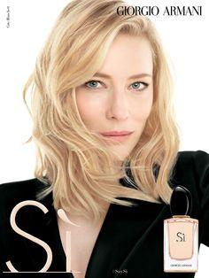 Cate Blanchett for Giorgio Armani   Vanity Fair   May 2016