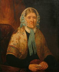 TAMM BLEE (19th century) | Cornwall: Painting  of the famous Cornish wise woman who cured people with spells and magic powders'     ✫ღ⊰n