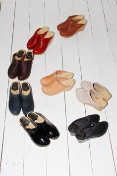 no. 6 clogs