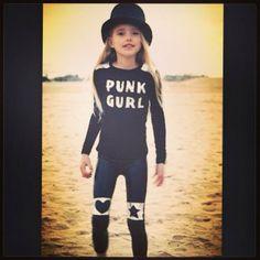 @Judith B Hayes Culture  #girlsfashion #punk #venicebeach