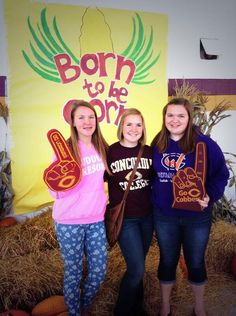 Relive the excitement of Family Weekend at Concordia College via Storify. This year's theme? Born to be Corn! #cordmn