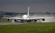 FlightAware ✈ Photo of MAS Airbus A380-800 (9M-MNB)