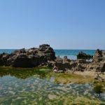 Rosh Hanikra beach, Mediterranean coast, Israel