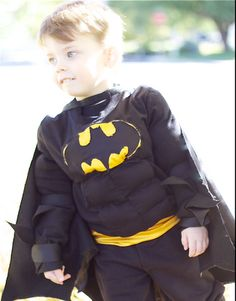 Diy lego movie emmet and batman costumes batman halloween costume diy superhero muscle shirt diy spiderman costume my nephew would love this halloween coming soon solutioingenieria Image collections