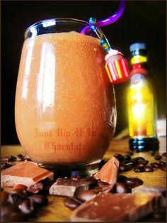 Just Dip It In Chocolate: Devil's Food Cake Milkshake Recipe