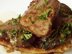 """Chicken Livers in Sherry"" from Cookstr.com #cookstr"