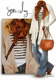 Recreate this look with CAbi's Lifeboat Tee, Brett Jeans and Everly Blazer or Occasional Jacket.