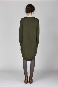 NINETEEN//46 AW14 Dependable Sweater Back View