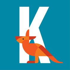 Animal alphabet, a sneak preview (UPDATE 04) by Bart De Keyzer, via Behance  Check out www.3rd-floor.be or http://www.behance.net/bartdekeyzer for more.