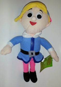 Amazon.com  Hermie Dentist Elf Rudolph the Red Nosed Reindeer Plush 11