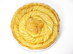 Tarte aux pommes sans gluten 1