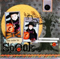 A Project by gretahammond from our Scrapbooking Gallery originally submitted 11/20/09 at 02:32 PM
