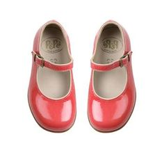 Love red Mary Janes.