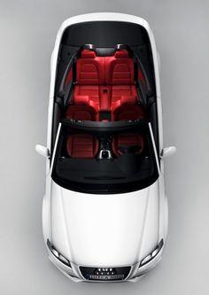 Audi A3 cabriolet -primeur! - sie müssen sich an Sterne krallen