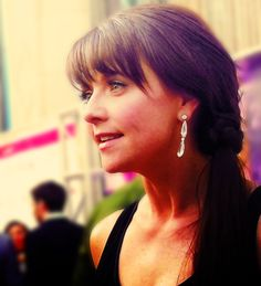 I adore this lady. She's smart, funny, talented, and as big a nerd as anyone. She's my hero!