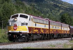 RailPictures.Net Photo: CP 4107 Canadian Pacific Railway EMD FP9 at Michel, British Columbia, Canada by Kevin Andrusia