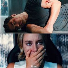 I'm in tears how does one picture affect me so much. that's how Tobias felt when he saw tris. Tris Et Tobias, Divergent Theo James, Divergent Memes, Divergent Hunger Games, Divergent Fandom, Divergent Trilogy, Divergent Insurgent Allegiant, Insurgent Quotes, Divergent Fanfiction