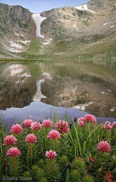 Summit Lake Mt. Evans, Colorado | Flickr - Photo Sharing! by Steve Sieren