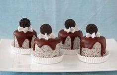 Oreo minicakes- Antojo de dulce!!!