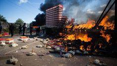 Disturbios en México: un saldo doloroso en medio de continuos enfrentamientos   Radio Panamericana
