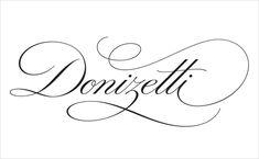 Logotype for Gaetano Donizetti