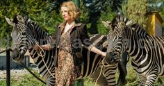 Zookeeper's Wife Trailer: Jessica Chastain Saves Poland from the Nazis -- Niki Caro directs Jessica Chastain and Daniel Bruhl in the true-life drama The Zookeeper's Wife, in theaters this spring. -- movieweb.com/... #dogwalking #dogs #animals #outside #pets #petgifts #ilovemydog #loveanimals #petshop #dogsitter #beast #puppies #puppy #walkthedog #dogbirthday #pettoys #dogtoy #doglead #dogphotos #animalcare